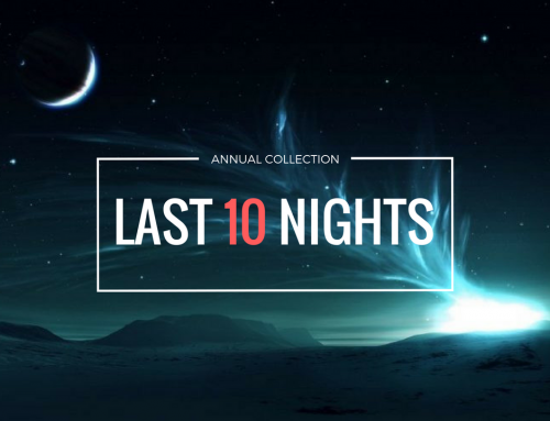 Last 10 Nights -Lailatul Qadr Donation Drive