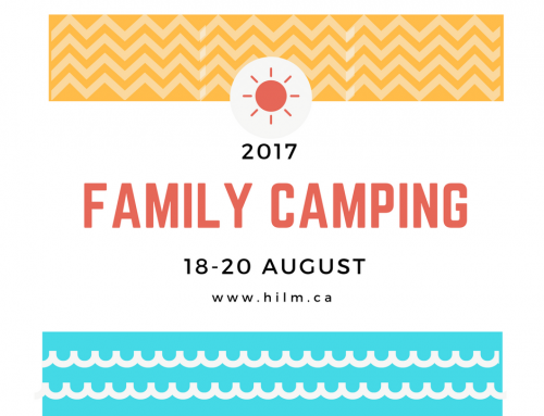 2017 Hilm Family Camping Trip – Aug 18th-20th