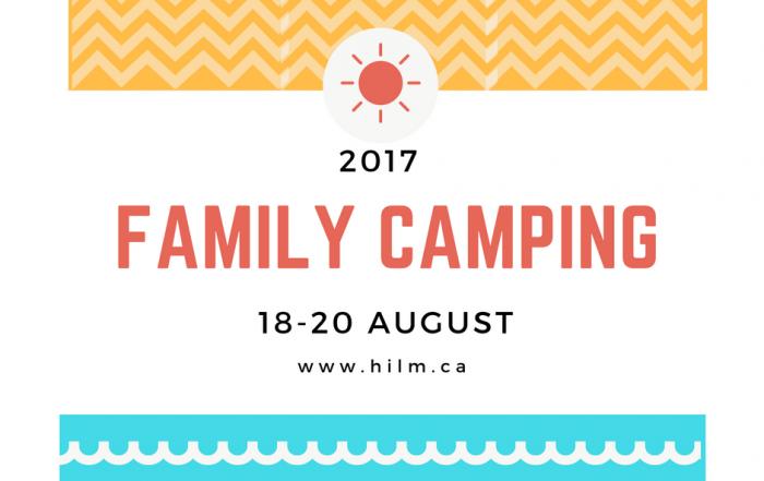 HILM SUMMER CAMPING TRIP 2017