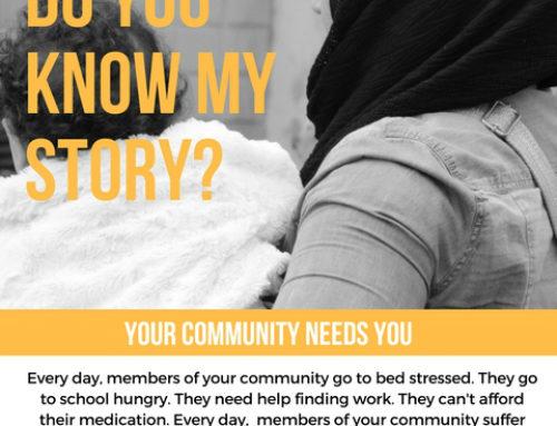New Project: Community Assistance Program