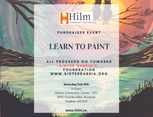 Painting Fundraiser – Live Paint Class (SOLD OUT!)