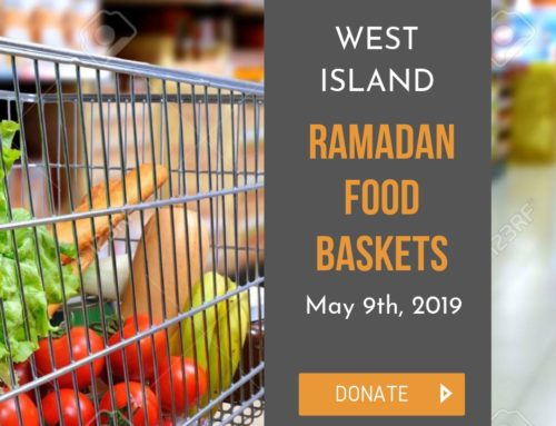 (WI Sunday School) Ramadan Food Basket Collection