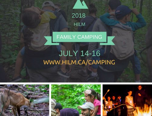 2018 Hilm Family Camping Trip – July 14th-16th
