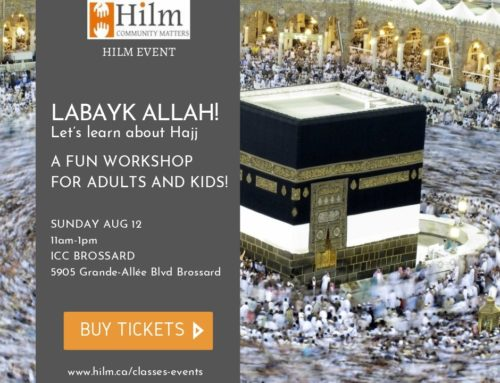 LABAYK ALLAH! Let's learn about Hajj