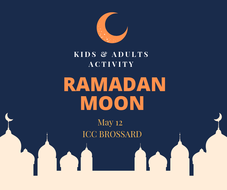 Ramadan Moon – South Shore Edition – For Kids & Adults!