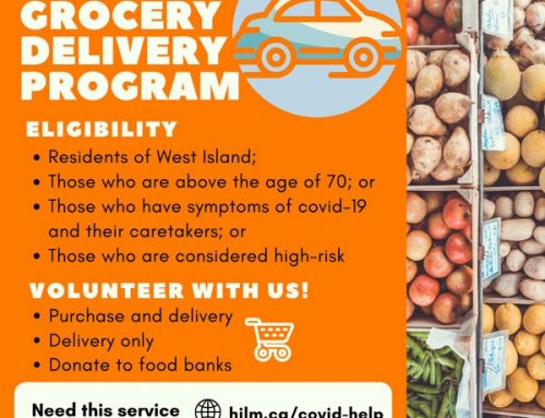 Covid- 19 Grocery Delivery Program
