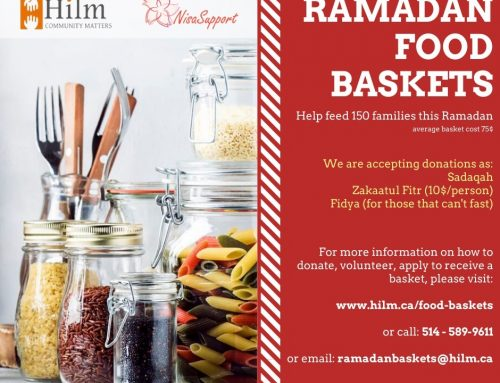 Ramadan Food Baskets 2020